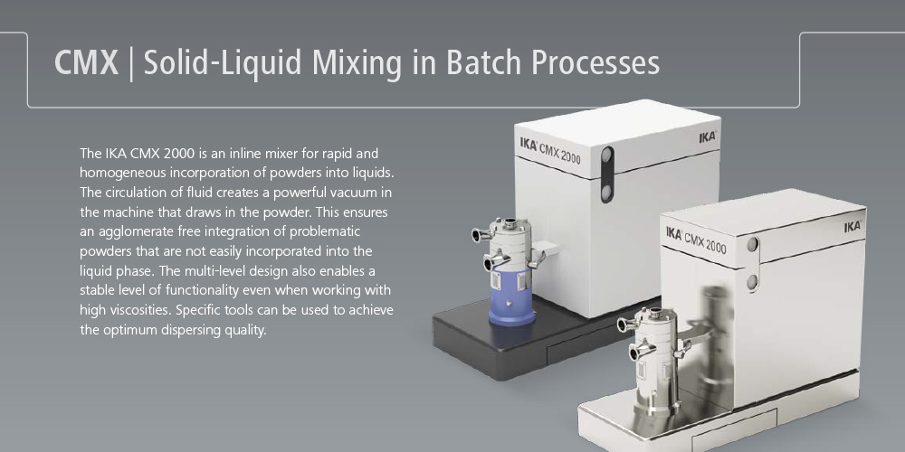 IKA-CMX-Solid-Liquid-Mixing-System-mac-technologie